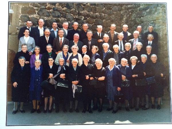Photos, articles presse - club des aînés